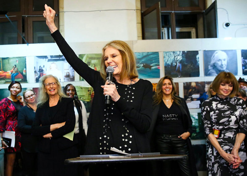Annie Leibovitz Exhibition at Bayview Correctional